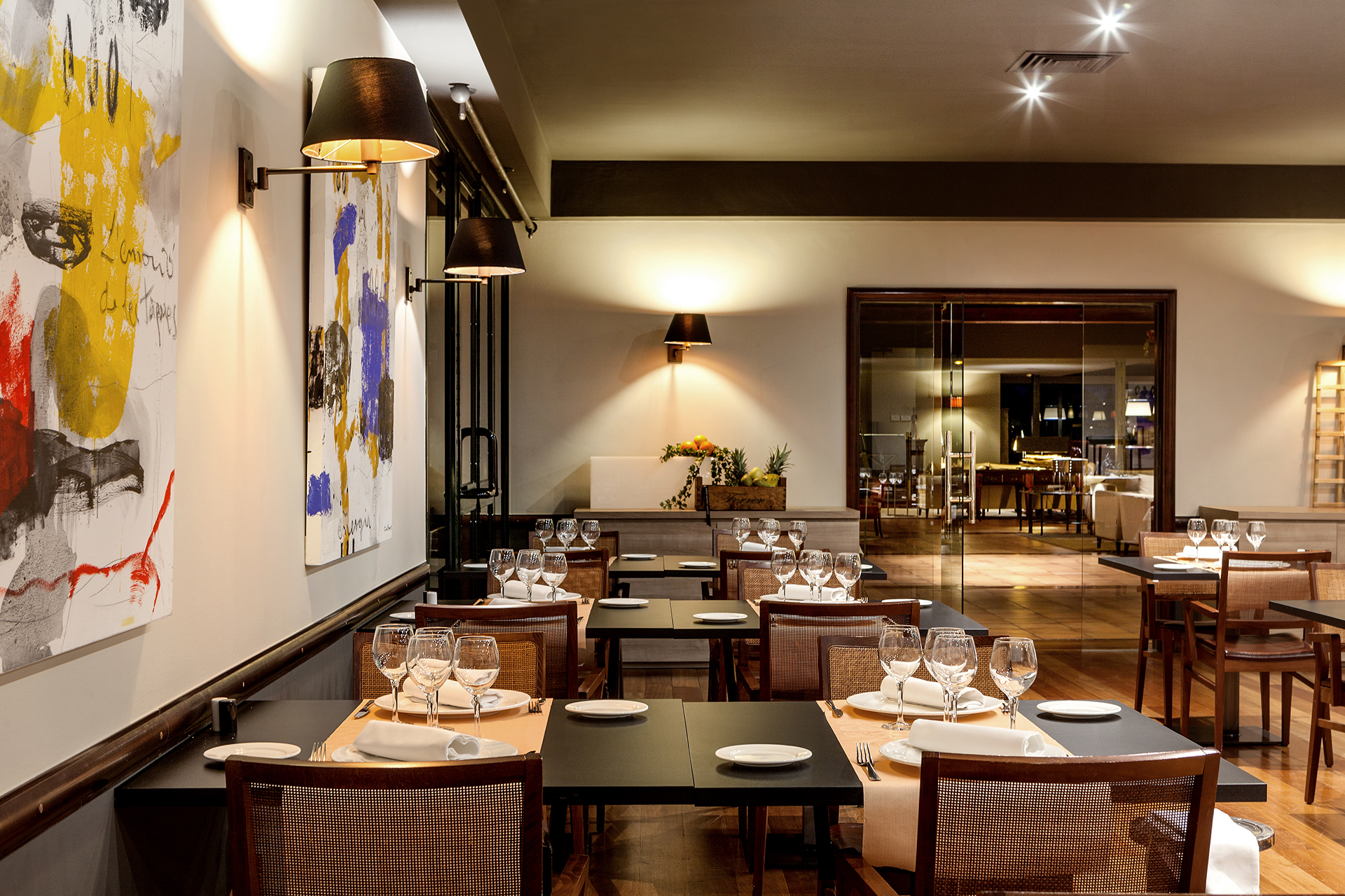Golf-Expedition-Golf-reizen-Spanje-Regio-Barcelona-TorreMirona-Golf-&-Spa-Resort-restaurant