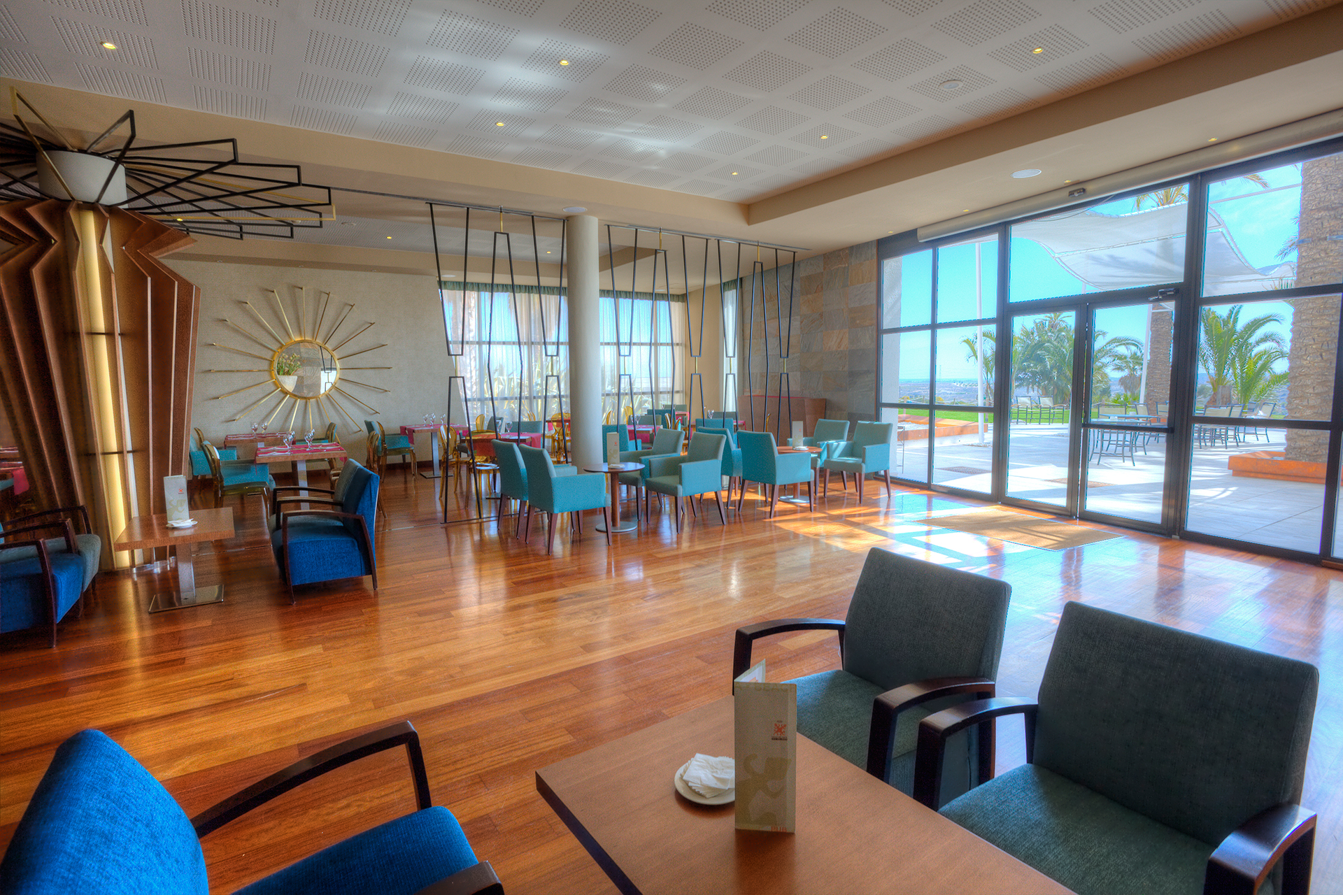Golf-Expedition-Golf-reizen-Spanje-Regio-Valencia-Valle-Del-este-Golf-resort-Bar-restaurant