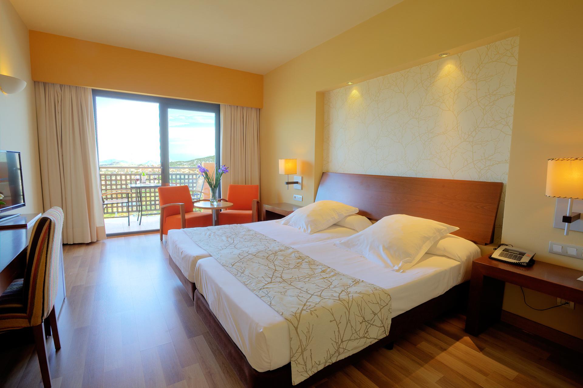 Golf-Expedition-Golf-reizen-Spanje-Regio-Valencia-Valle-Del-este-Golf-resort-Double-bedroom