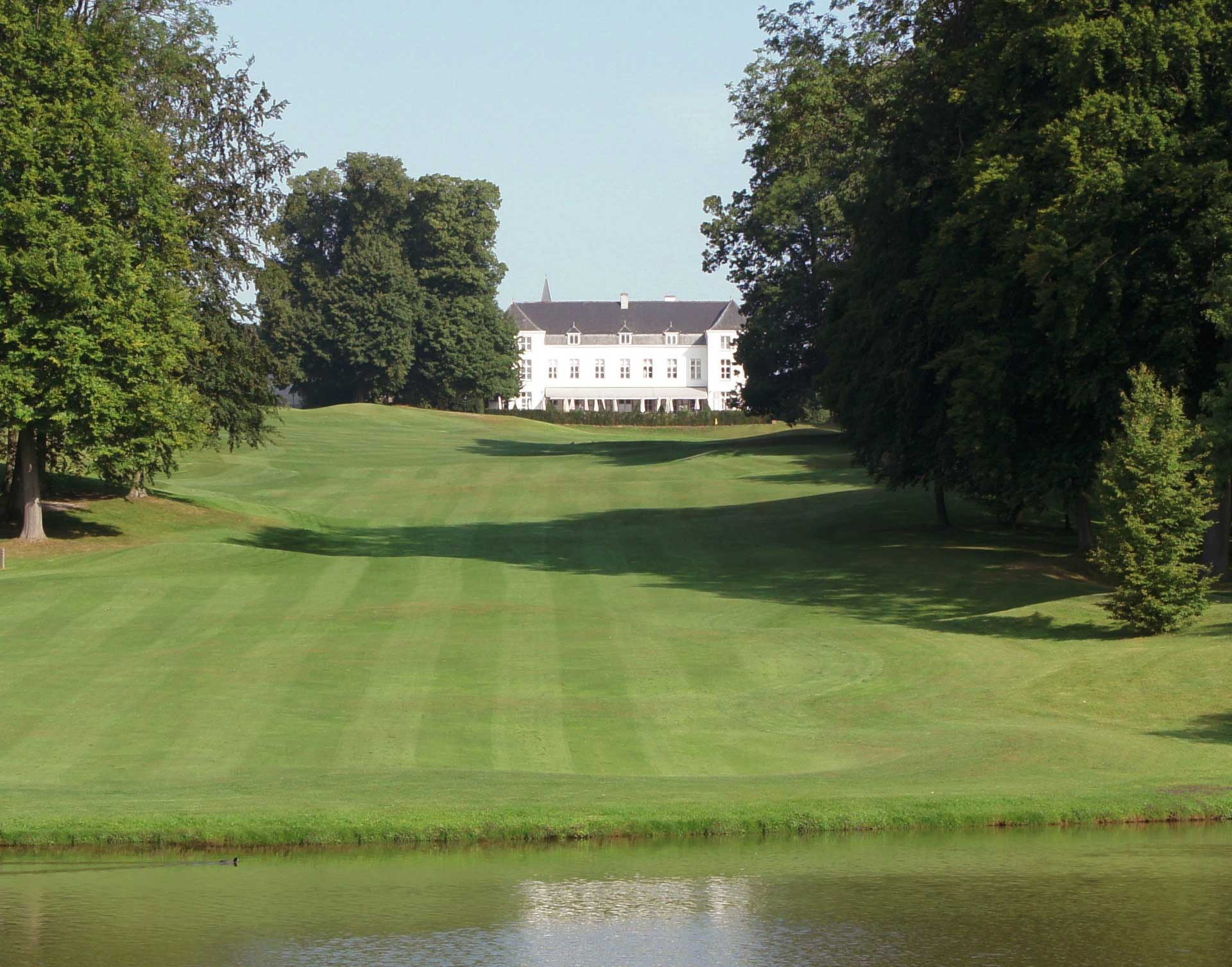 Golf-reizen-Golf-Expedition-België-Regio-Brussel-Martins-Chateau-du-Lac-golf-course-2