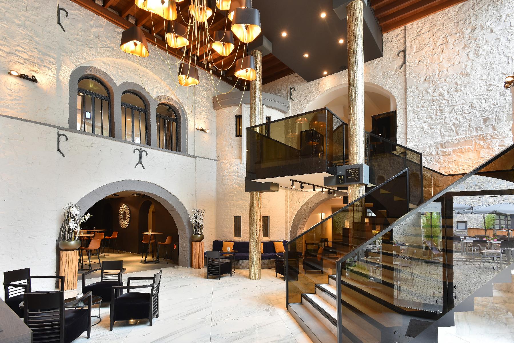 Golf-reizen-Golf-Expedition-België-Regio-Brussel-Martins-Chateau-du-Lac-lobby