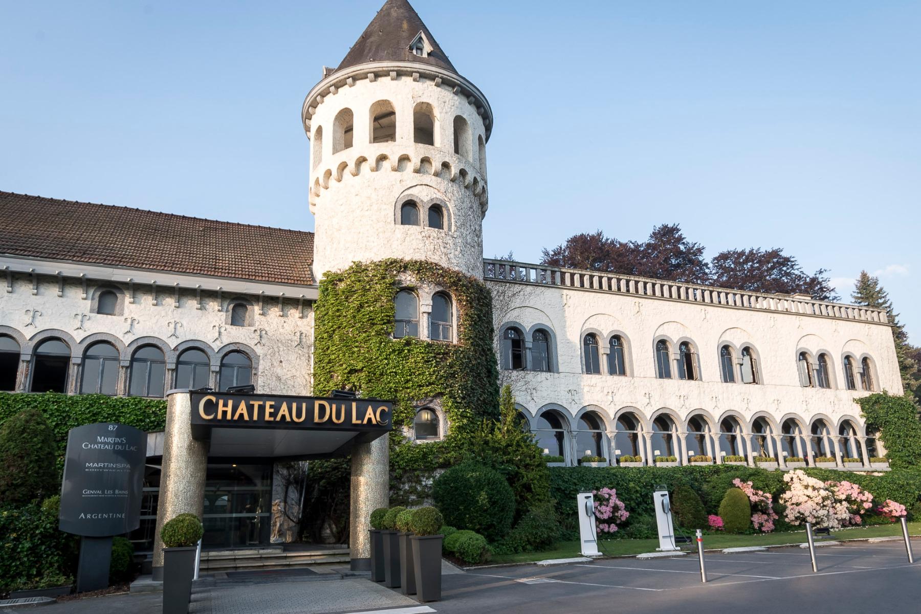 Golf-reizen-Golf-Expedition-België-Regio-Brussel-Martins-Chateau-du-Lac-main-entrance