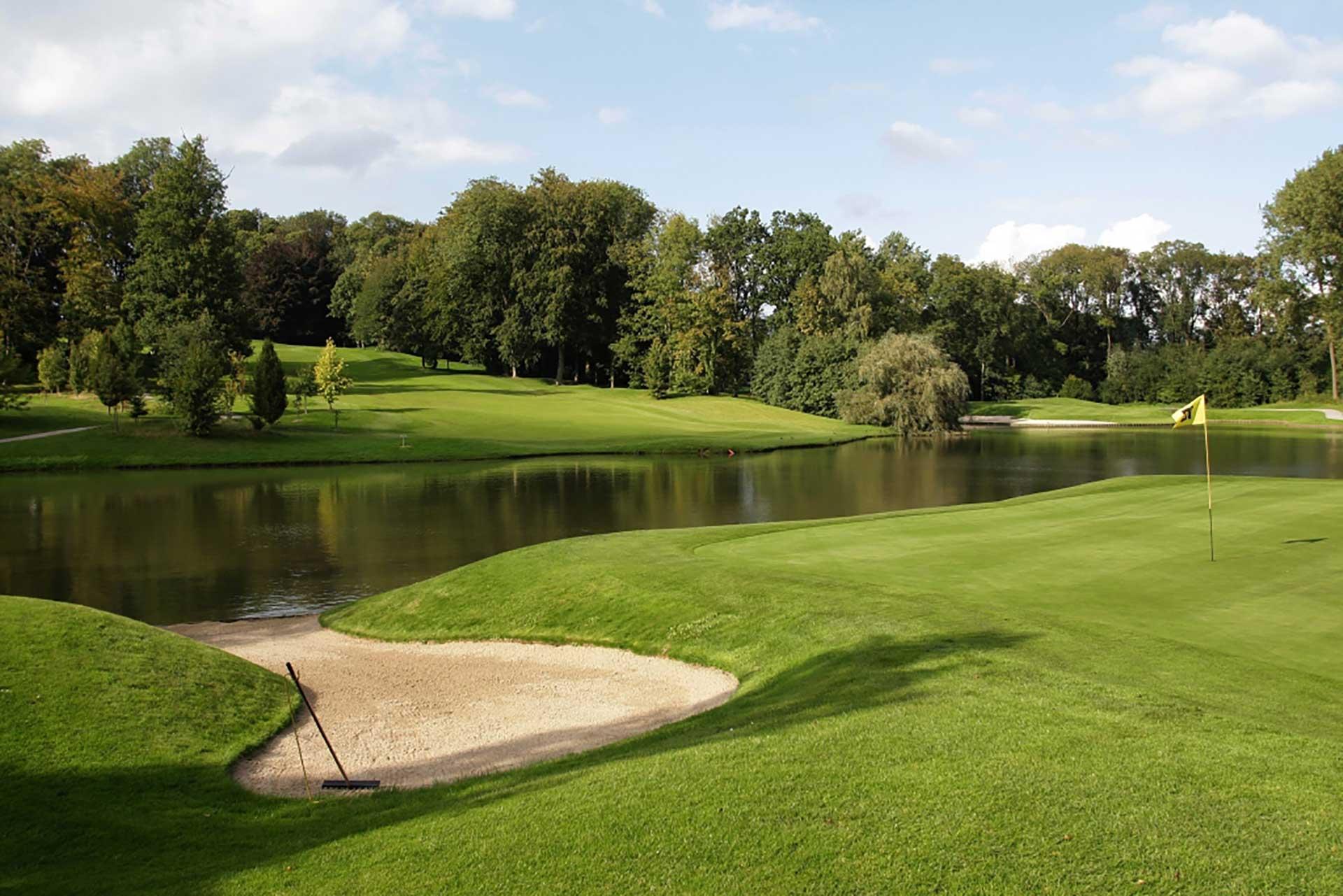 Golfexpedition-Golfreizen-België-Brussel-Pierpont-course