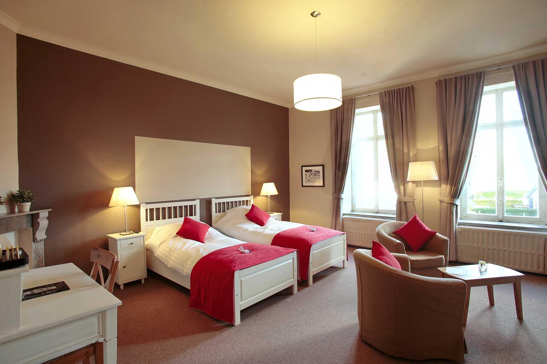 Golfexpedition-Golfreizen-België-Brussel-Pierpont-hotel-superior-room