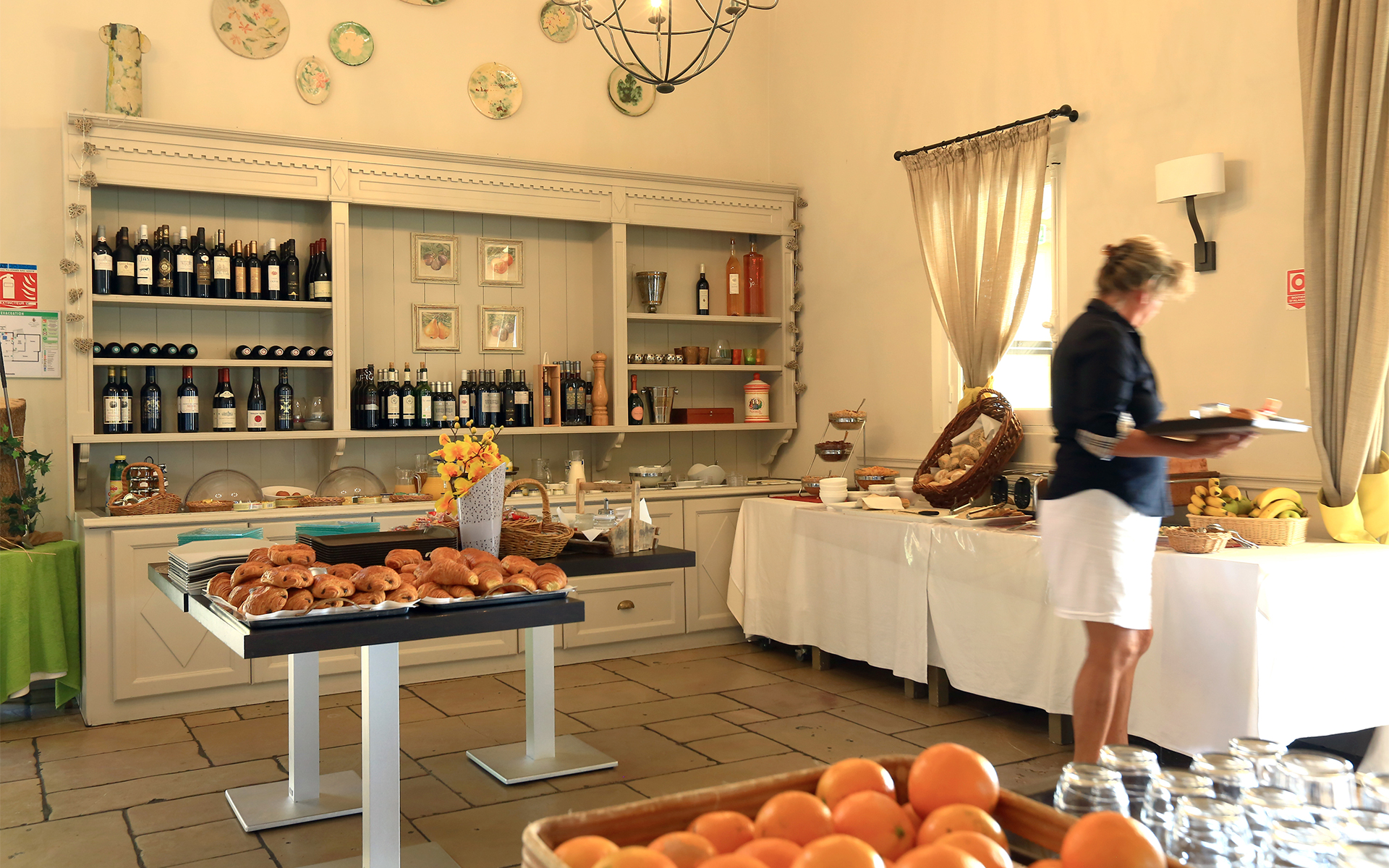 golf-expedition-golf-reizen-frankrijk-regio-cote-d'azur-Les-Domaines-de-Saint-Endréol-Golf-en-Spa-Resort-restaurant