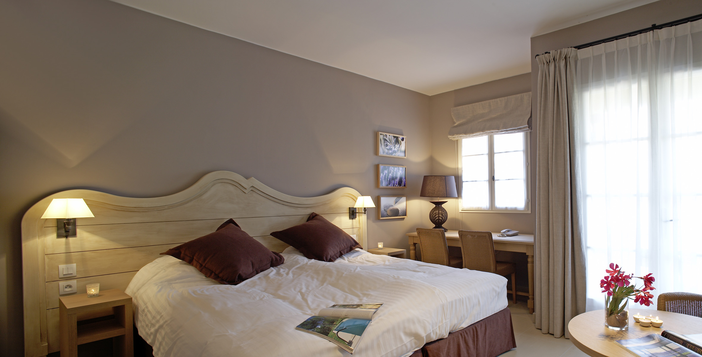 golf-expedition-golf-reizen-frankrijk-regio-cote-d'azur-Les-Domaines-de-Saint-Endréol-Golf-en-Spa-Resort-slaapkamer-2-personen